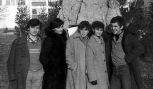 Recitatori KUD-a Kamen Sirač, 1980. godine