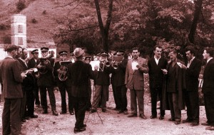 Muški pjevački zbor KUD-a 'August Cesarec'